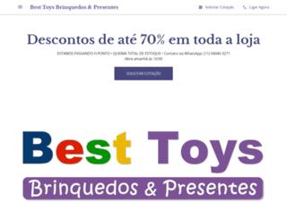 besttoys.com.br screenshot
