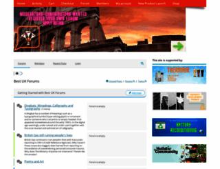 bestukforums.co.uk screenshot