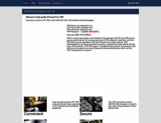 bestukvpn.com screenshot