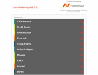 besturl-directory-link.info screenshot