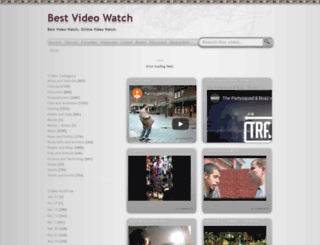 bestvideowatch.blogspot.com screenshot