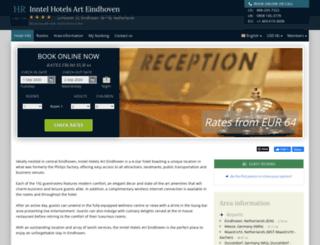 bestwestern-art-eindhoven.h-rez.com screenshot