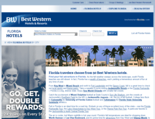 bestwesternflorida.com screenshot