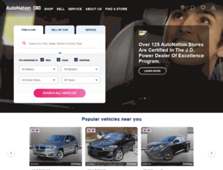 beta.autonation.com screenshot