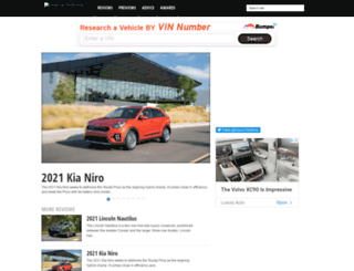 beta.newcartestdrive.com screenshot