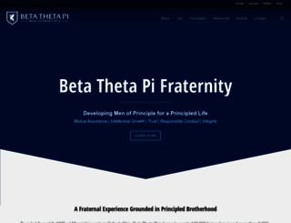beta.org screenshot