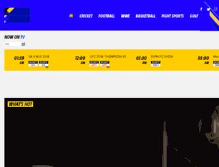 beta.sonysix.com screenshot