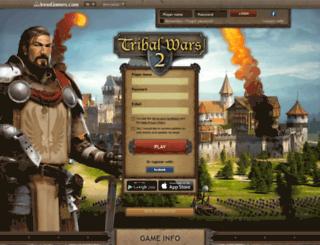 beta.tribalwars2.com screenshot