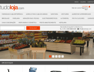 beta.tudoloja.com screenshot
