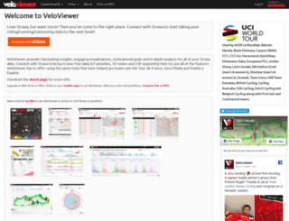 beta.veloviewer.com screenshot
