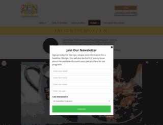 beta.zenfoods.com screenshot