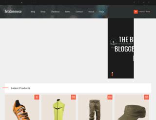 betacommerce.blogspot.com screenshot