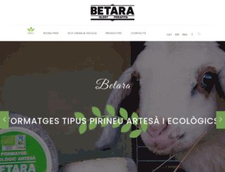 betara.cat screenshot