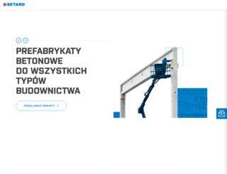 betard.pl screenshot