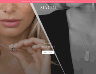 bethmacri.com screenshot