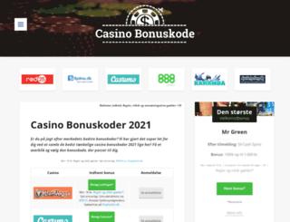 betmaster.dk screenshot