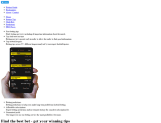 betregular.com screenshot