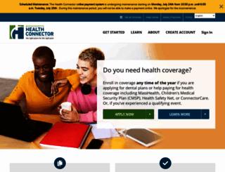 betterhealthconnector.com screenshot