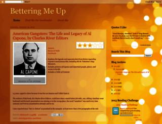 betteringmeup.blogspot.com screenshot