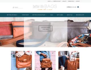 betterlifebags.com screenshot