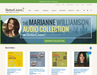 betterlisten.com screenshot