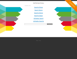 bettersports.eu screenshot