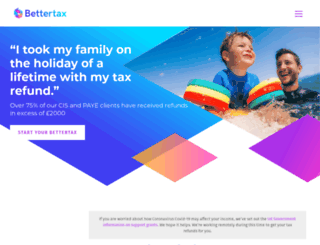 bettertax.org screenshot
