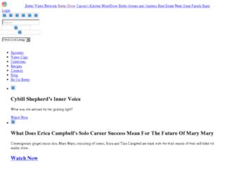 bettertv.com screenshot