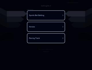 bettinglife.it screenshot