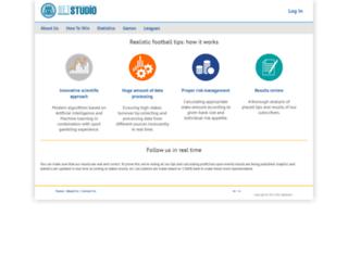 bettingstudio.com screenshot