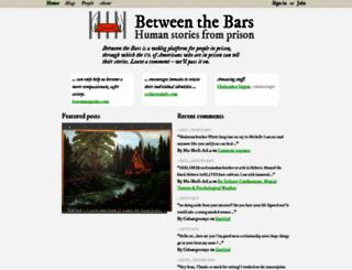 betweenthebars.org screenshot