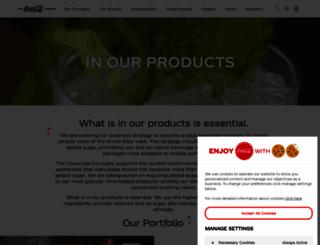 beverageinstitute.org screenshot