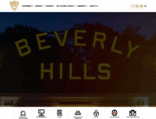 beverlyhills.org screenshot