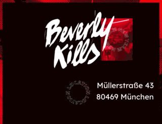 beverlykills.de screenshot