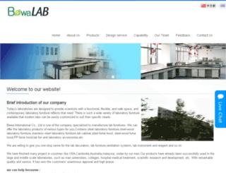 bewalabfurniture.com screenshot