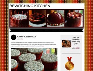 bewitchingkitchen.com screenshot