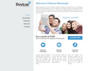 beyluxe.com screenshot