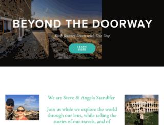 beyondthedoorway.com screenshot