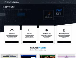 beyondvision.net screenshot