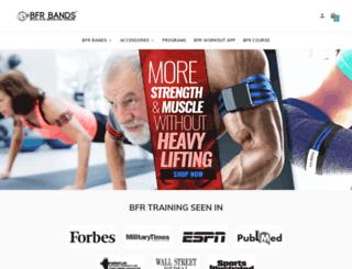 bfrbands.com screenshot