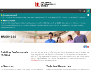bgbiz.hdb.gov.sg screenshot