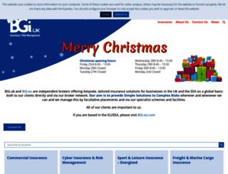 bgi.uk.com screenshot