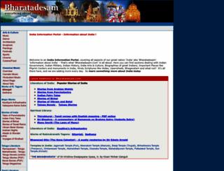 bharatadesam.com screenshot
