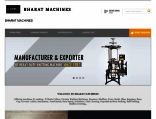 bharatmachines.tradeindia.com screenshot