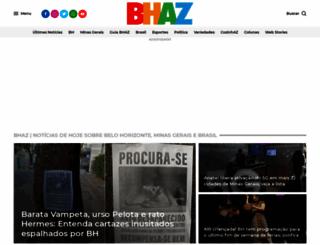 bhaz.com.br screenshot