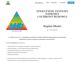 bhb.pl screenshot