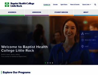 bhclr.edu screenshot