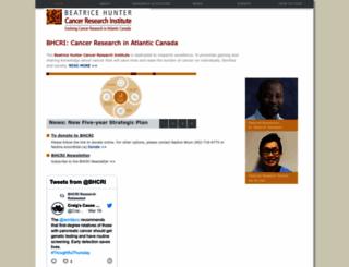 bhcri.ca screenshot