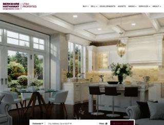 bhhsutah.com screenshot