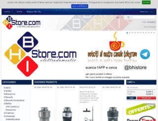 bhistore.com screenshot